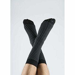 Čierne ponožky DOIY Fish, veľ. 37 - 43