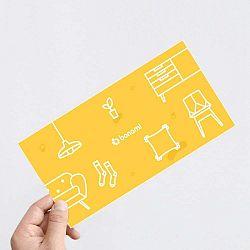 Darčekový poukaz - karta v hodnote 200€