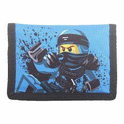 Modrá peňaženka LEGO® NINJAGO Jay