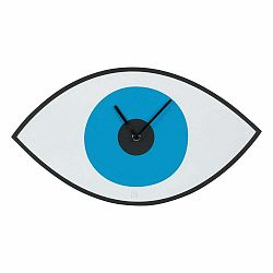 Nástenné hodiny DOIY Mystic Time Eye, 39 x 23 cm