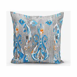 Obliečka na vankúš s prímesou bavlny Minimalist Cushion Covers Cinimon, 45×45 cm