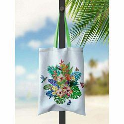 Plážová taška Kate Louise Jungle