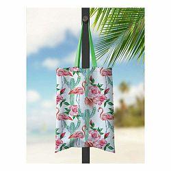 Plážová taška Kate Louise Pastel