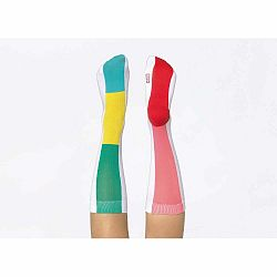 Ponožky DOIY Rainbow Pinky, veľ. 37 - 43