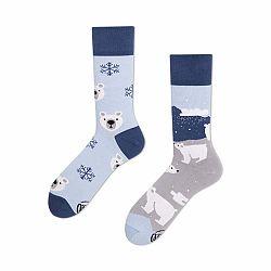 Ponožky Many Mornings Polar Bear, veľ.35-38