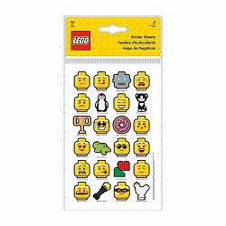 Sada 96 samolepiek LEGO® Iconic
