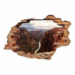 Samolepka na stenu Ambiance Grand Canyon, 60×90 cm