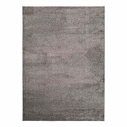 Tmavosivý koberec Universal Montana, 60 × 120 cm