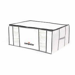Vákuový skladovací box Compactor Black, 50 x 65 cm