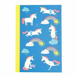 Zápisník A5 Rex London Magical Unicorn