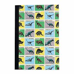 Zápisník A5 Rex London Prehistoric Land
