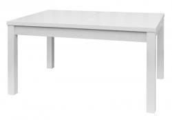 Adam 120x80 cm, biely, rozkládací