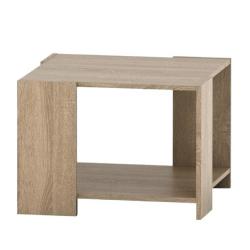 Konferenčný stolík, dub sonoma, TEMPO ASISTENT NEW 026